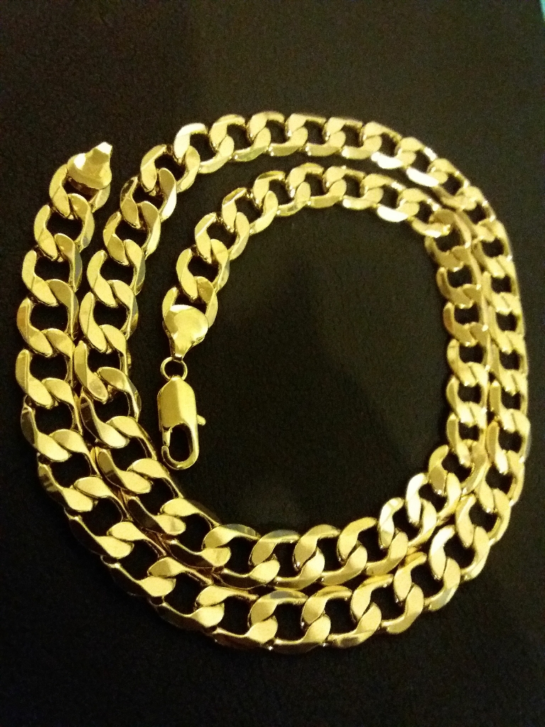 24k GOLD FILLED chain