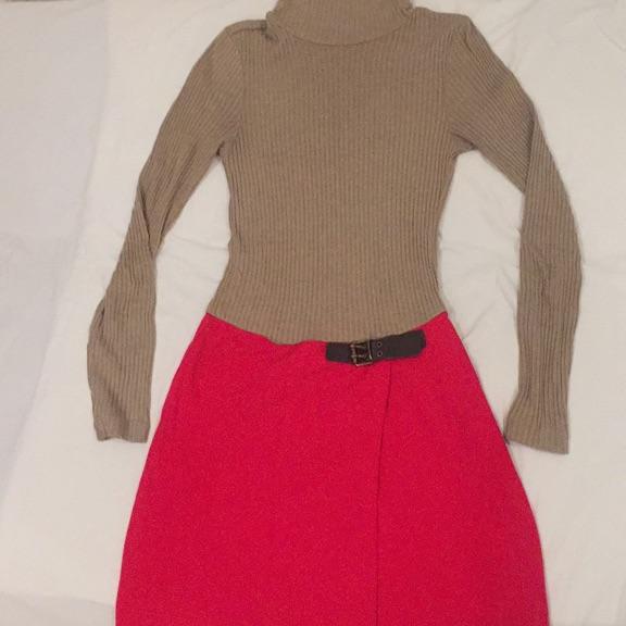 Mango Winter Dress S