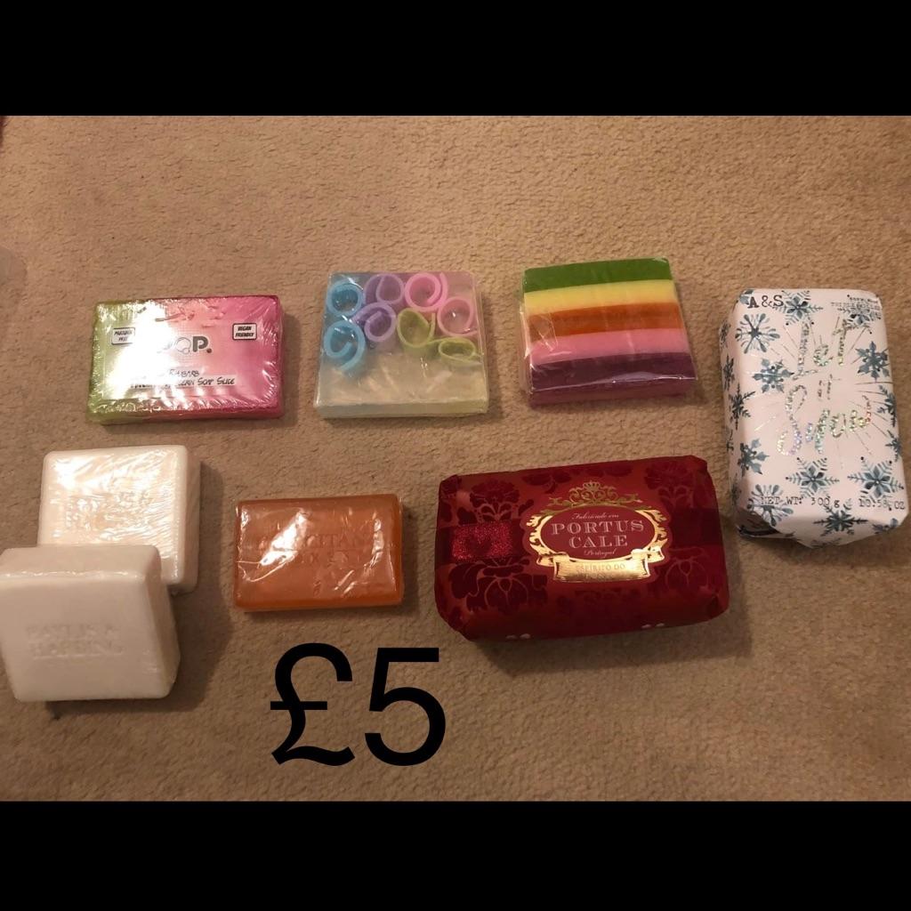 8 soaps