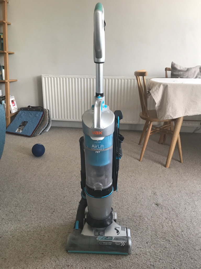 Vax airlift steerable pet vacuum