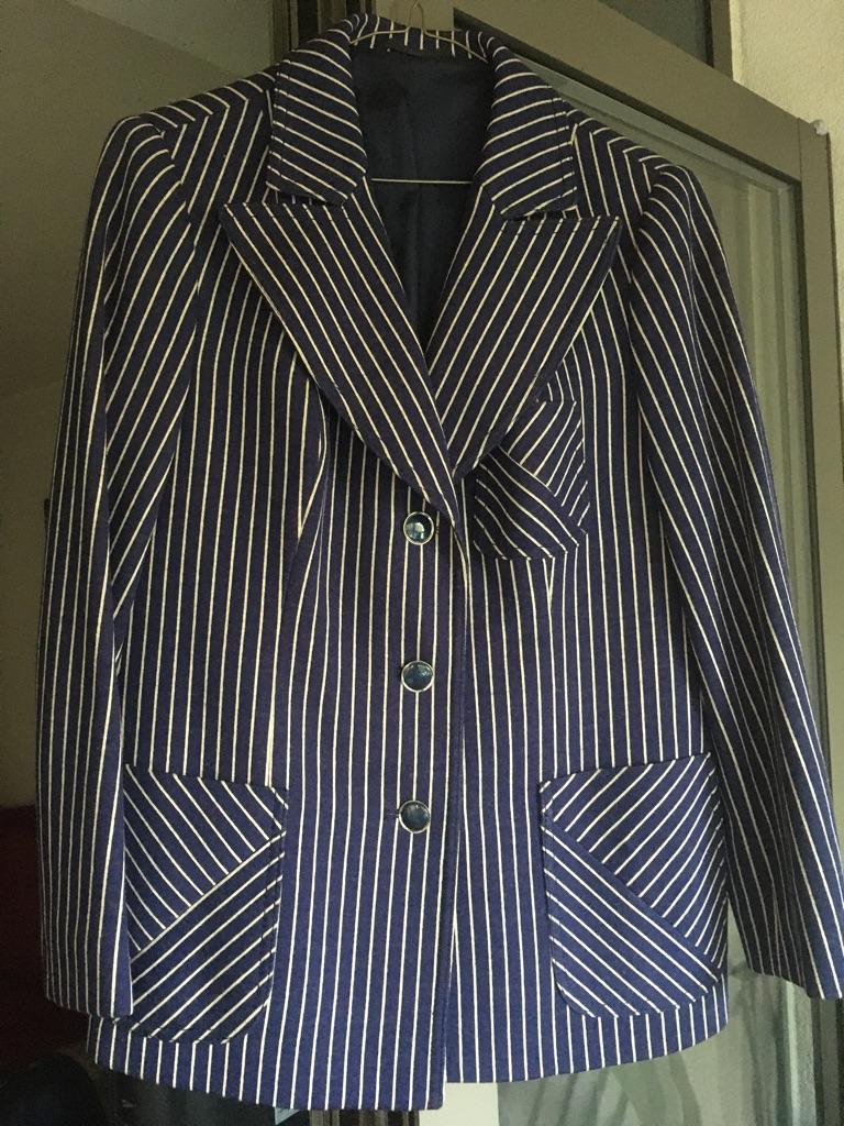 Striking vintage jacket