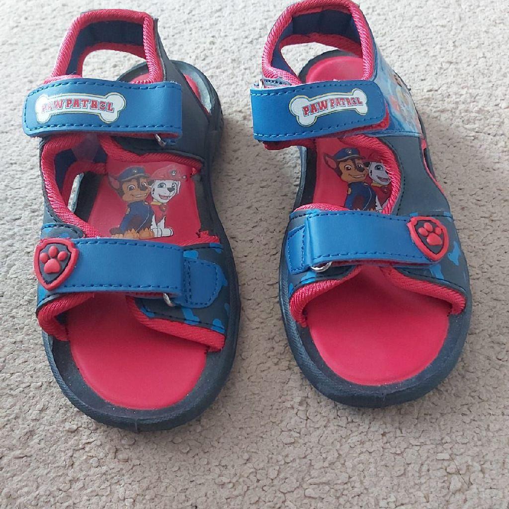 Paw🐾 Patrol sandals