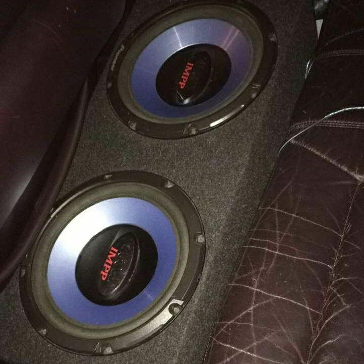 2 12s pioneer subs