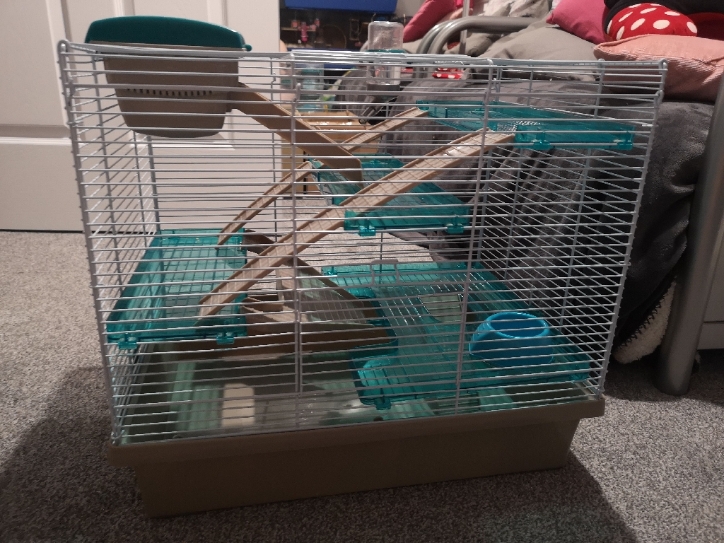 Pico XL Hamster Small Animal Cage