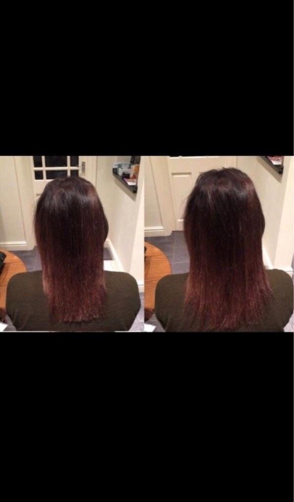 Pre bonding hair stylist