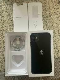 IPhone 11- black, 64 GB