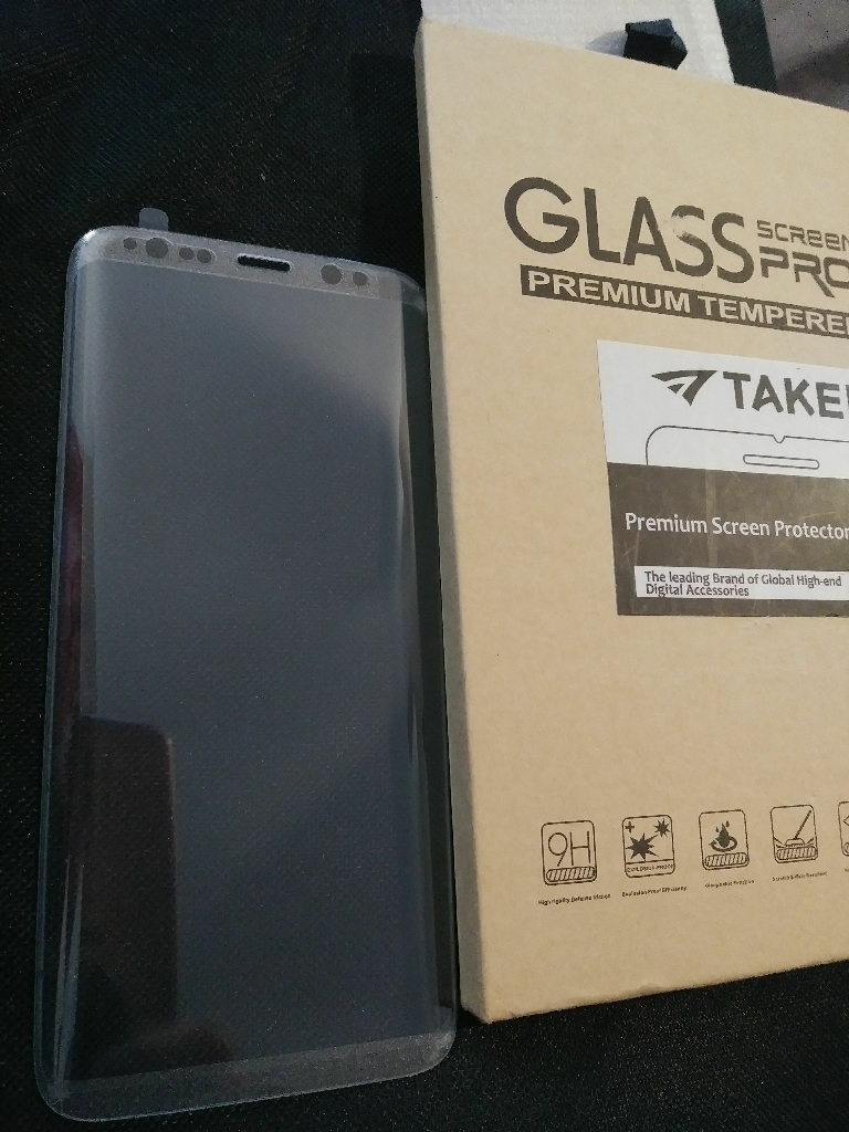 Galaxy S8 Glass Screen Protector