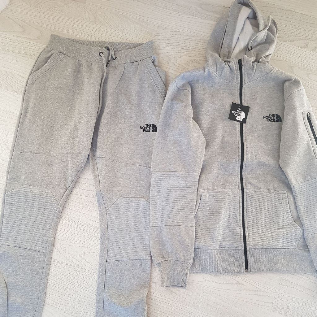 Northface tracksuits