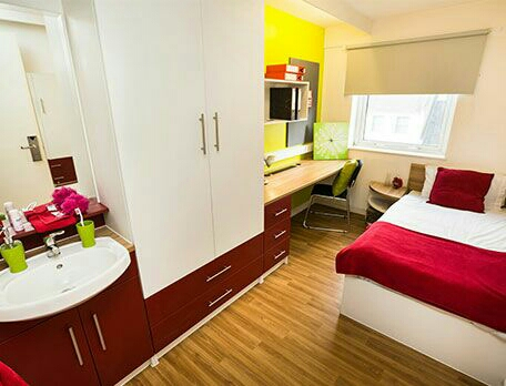 Lovely Student Single Room in The Arcade IQ Student Accommodation