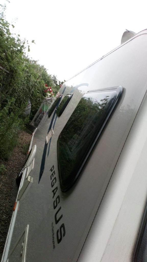 2012 Bailey Pegasus Riminey Caravan