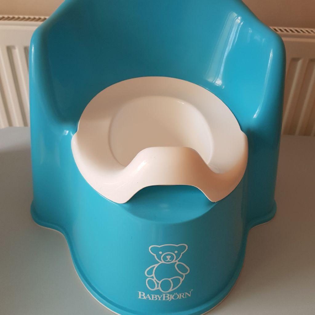 fef6ca42a0e Baby Bjorn potty chair