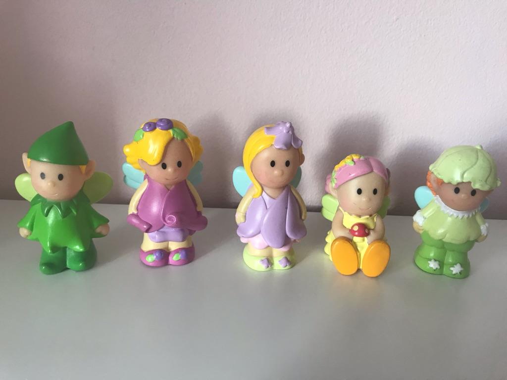 Elc fairies dolls