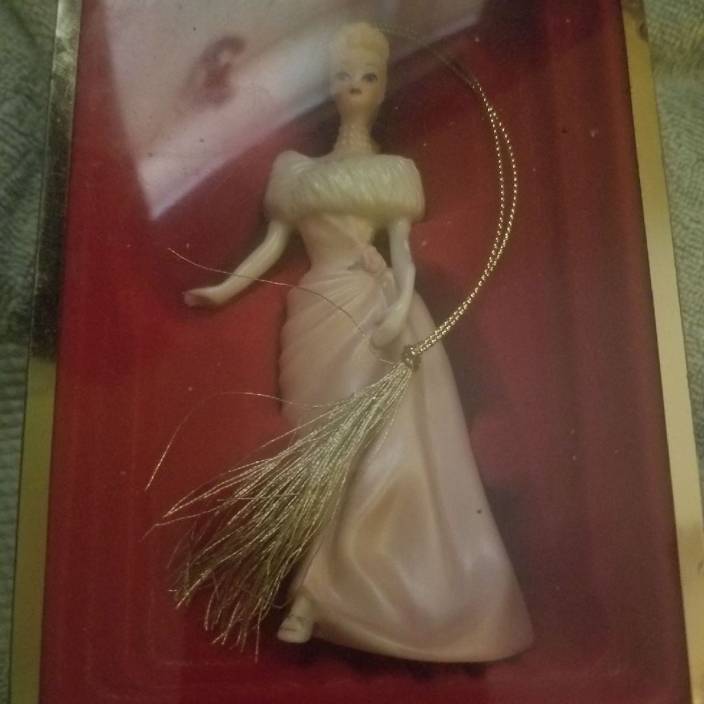 2003 Lenox Barbie doll/ornament collectible