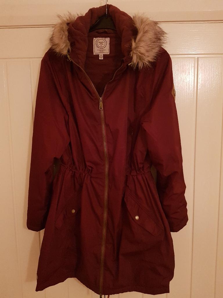 Ladies Regetta Lucetta wateroroof insulated coat