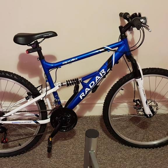 Apollo radar mountain bike
