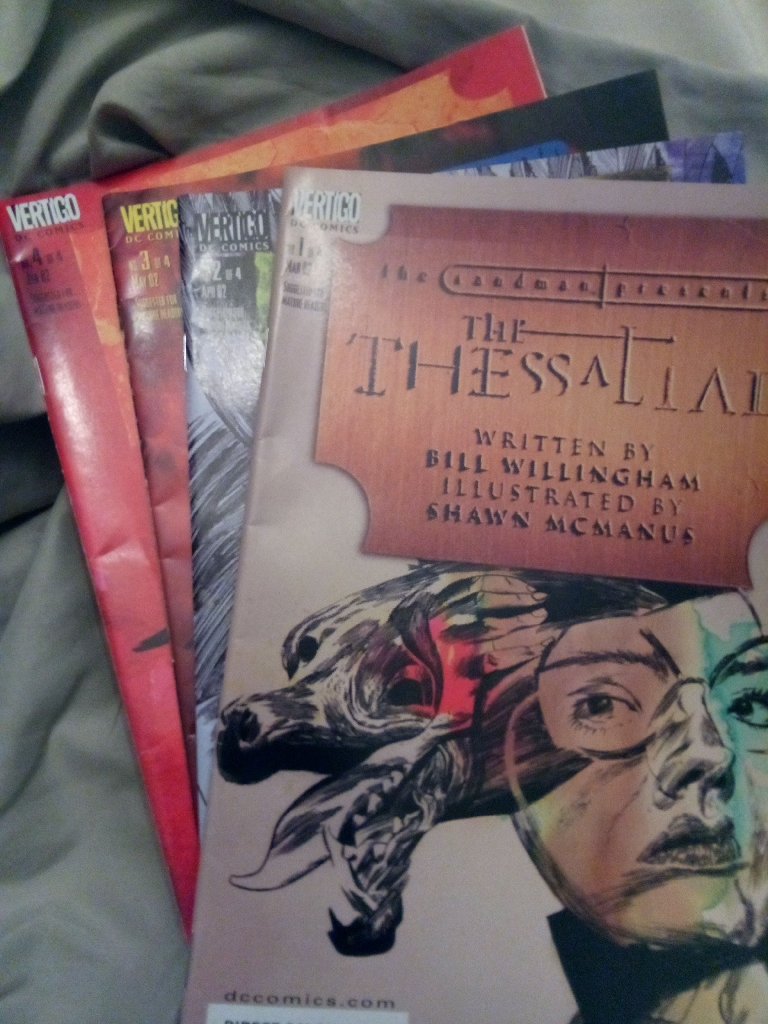 The Sandman Presents: The Thessaliad