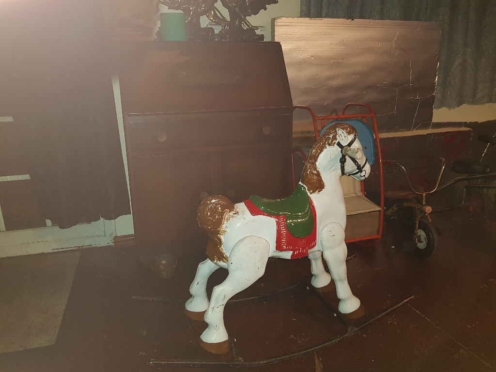 Old vintage toys items