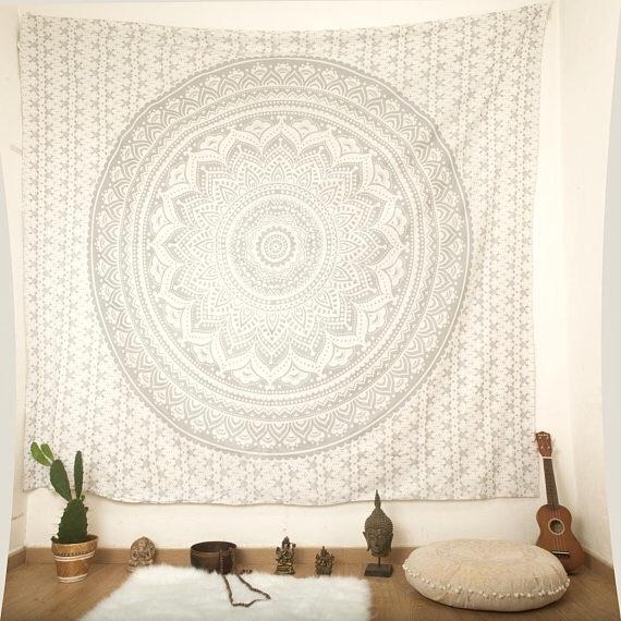 Wall Hanging Mandala Tapestry