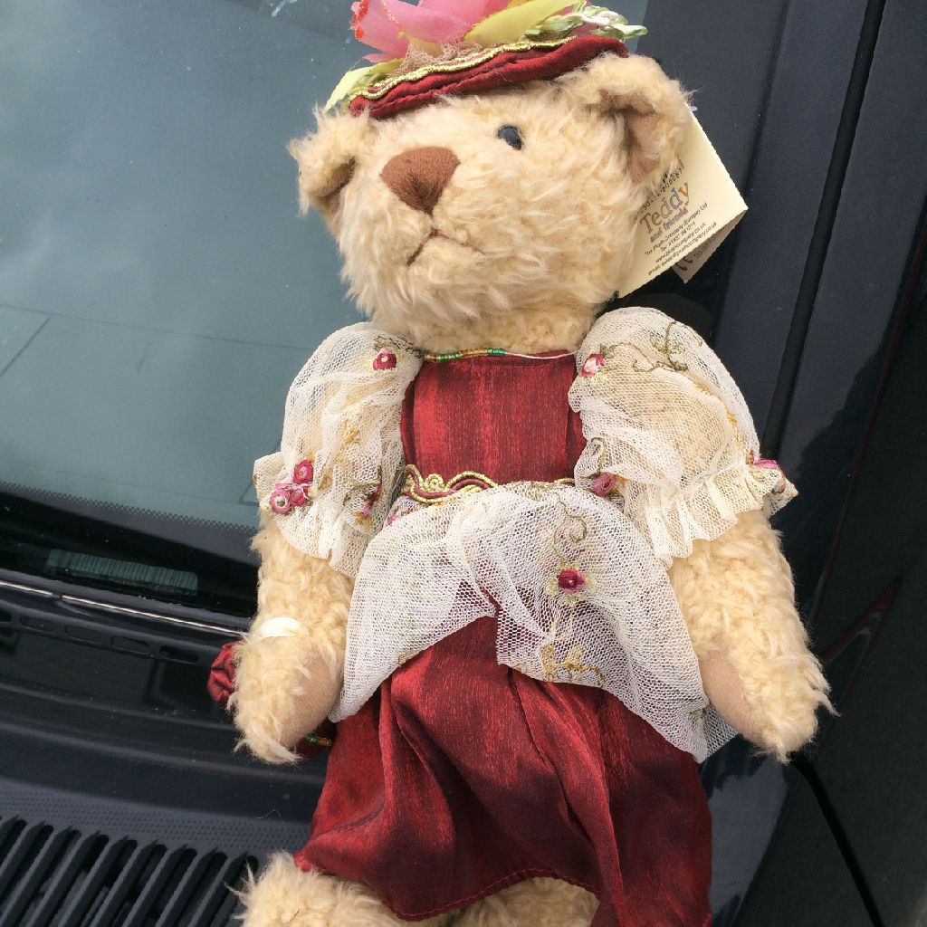 Emme charles collectibles teddy bear