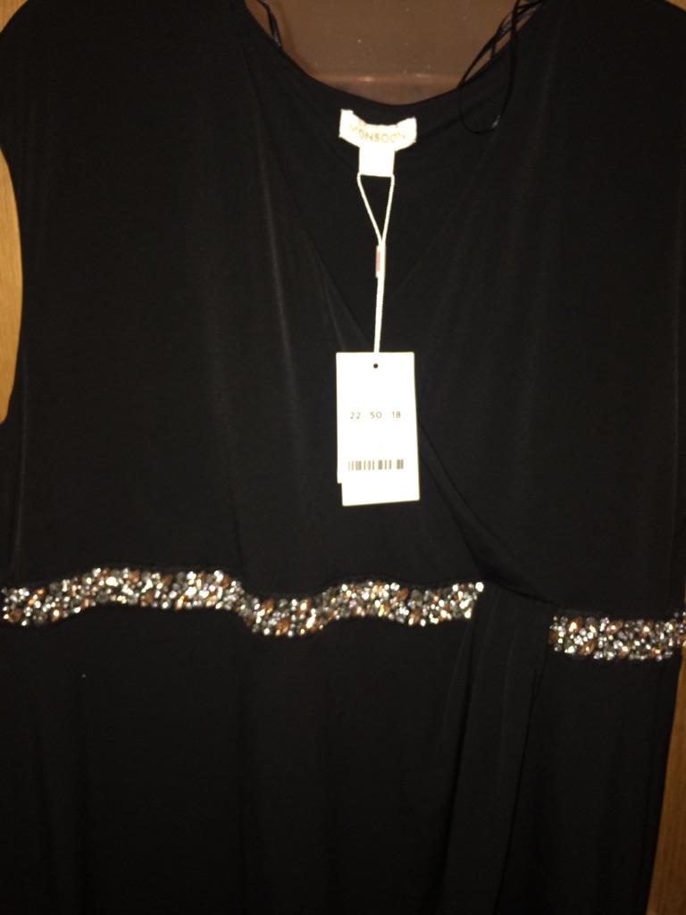 Brand new ladies monsoon dress size 20/22