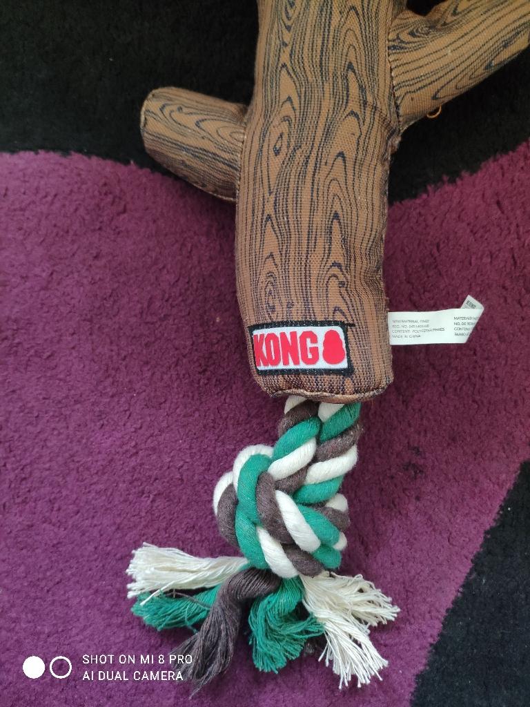 Dog FetchStix rope large