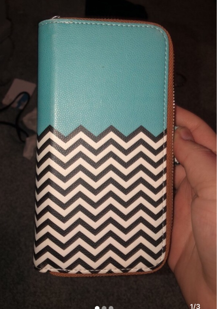 iPhone wallet/phone case