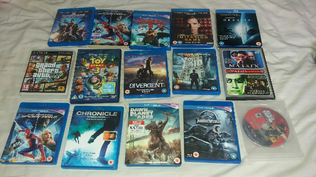 Games,DVD