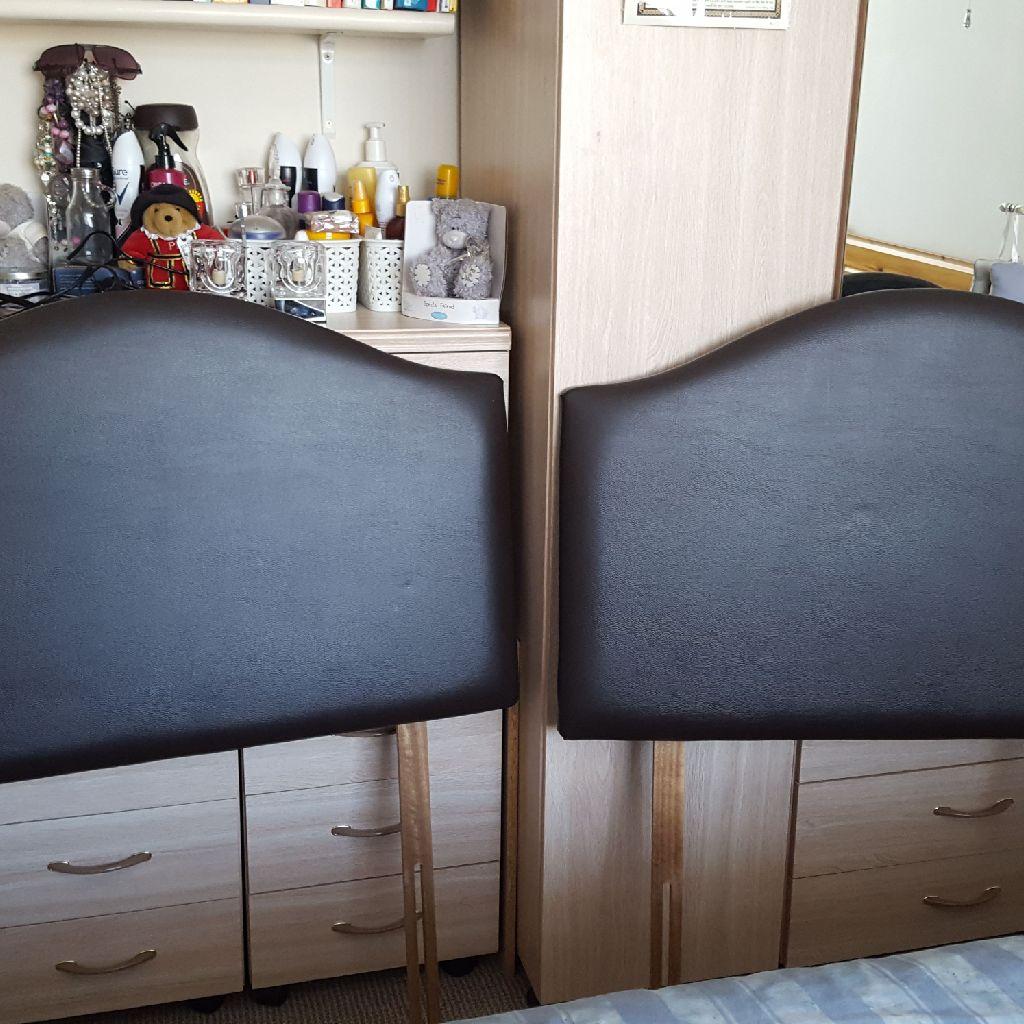 Single headboards