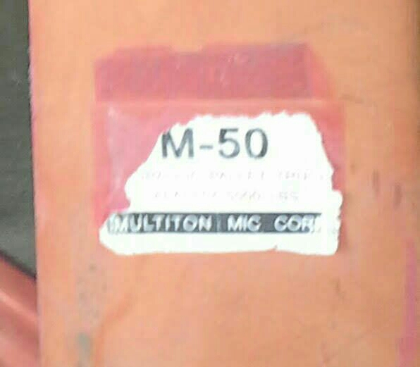 MULTITON M-50 Hydrolic Pallet Truck