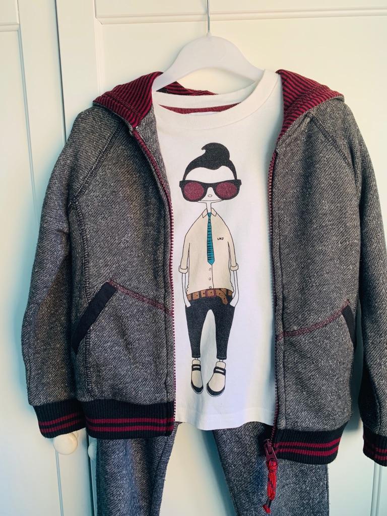 Little Marc Jacobs Designer Boy's Outfit