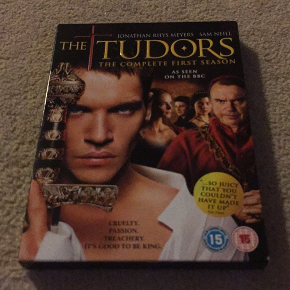 The Tudors Boxset