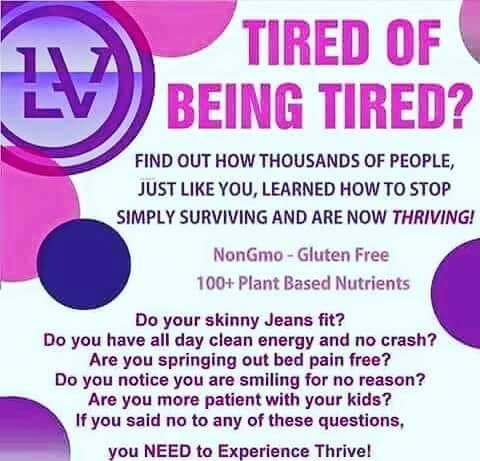 Thrive ( come on y'all don't be scared to message me)
