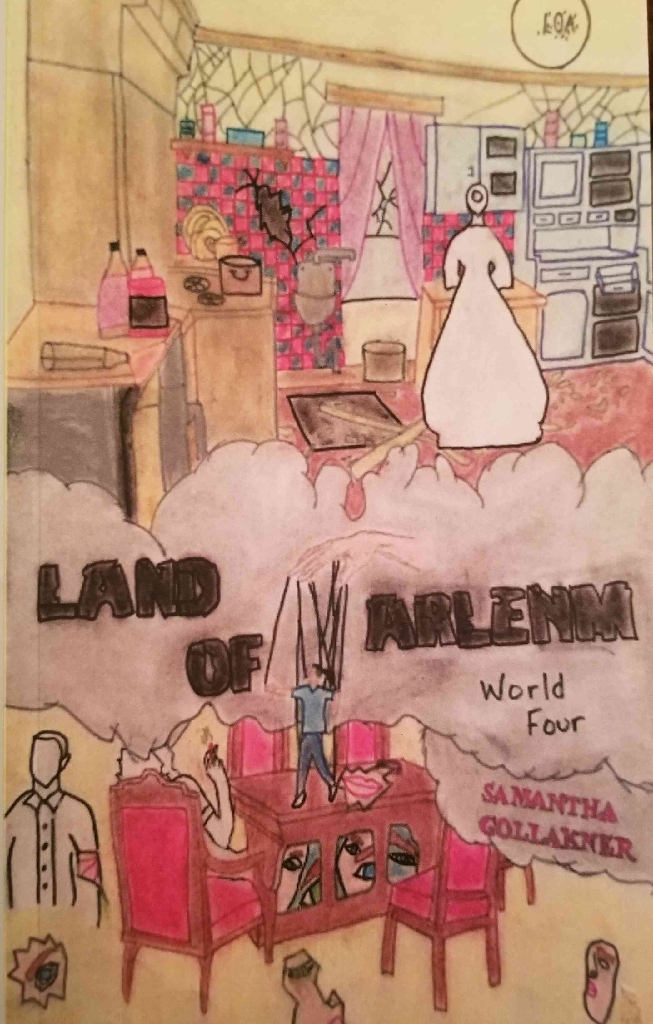 SIGNED COPY Land of ARLENM (Vol three)