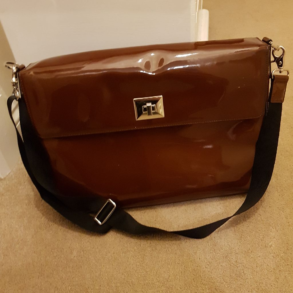 Laptop/work/school satchel bag