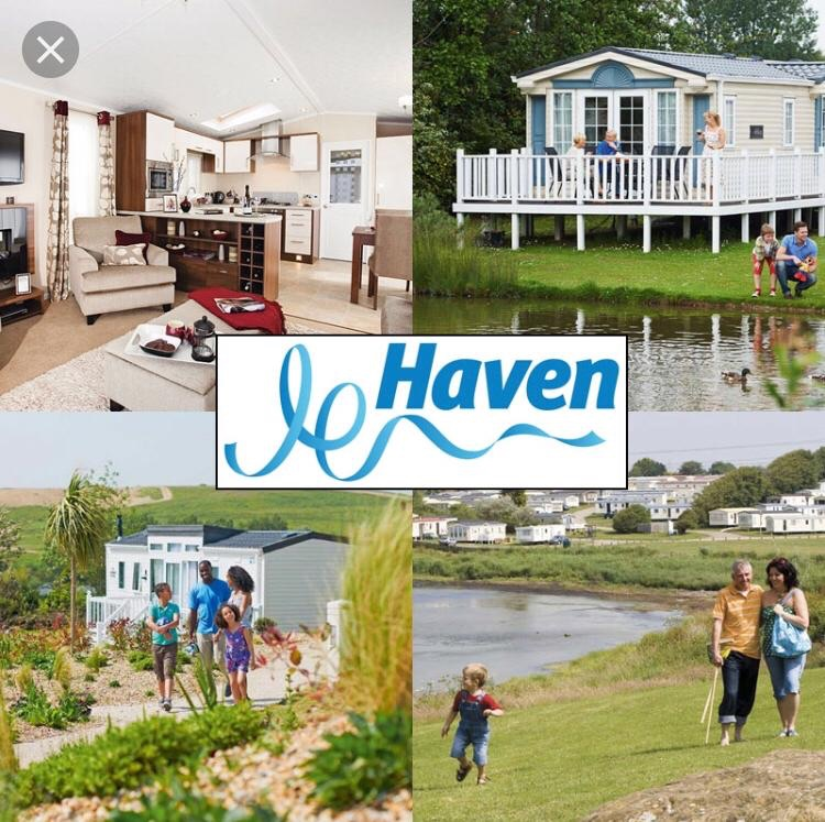 7 nights haven holiday @ Wild duck park 12th July