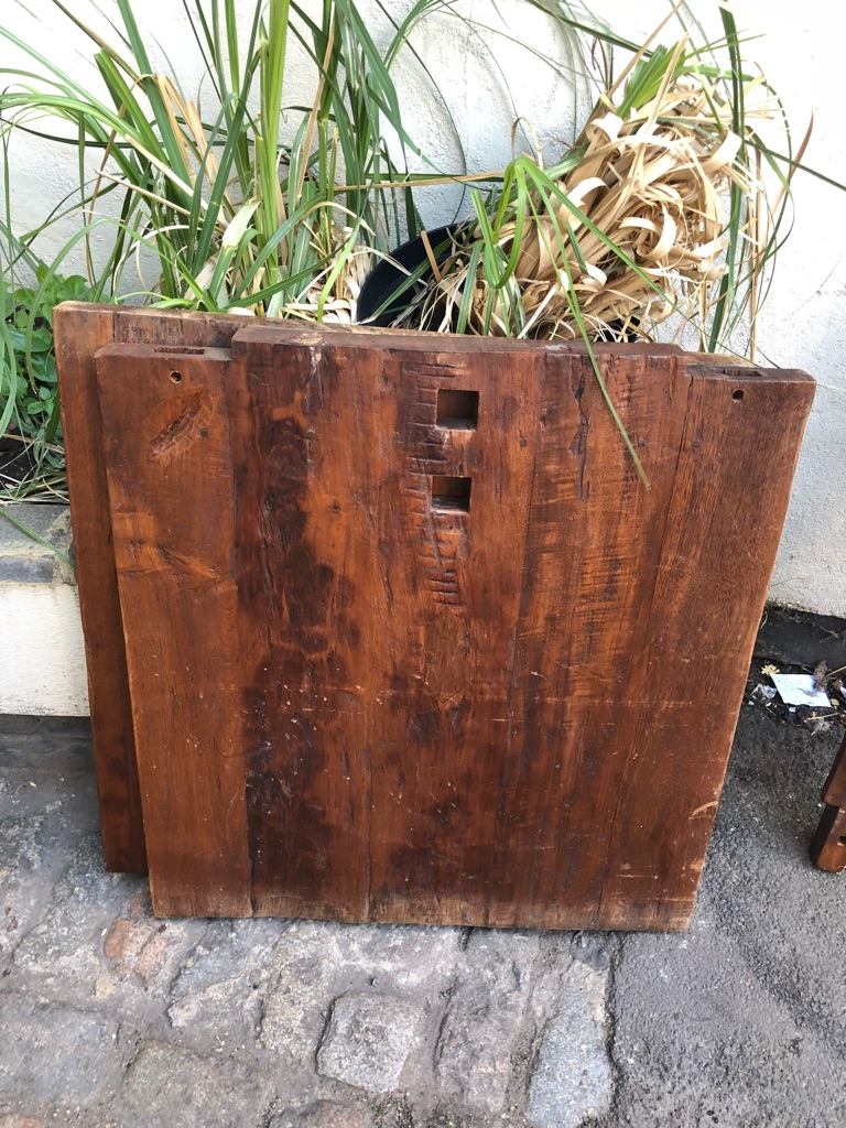 Solid wood timbers