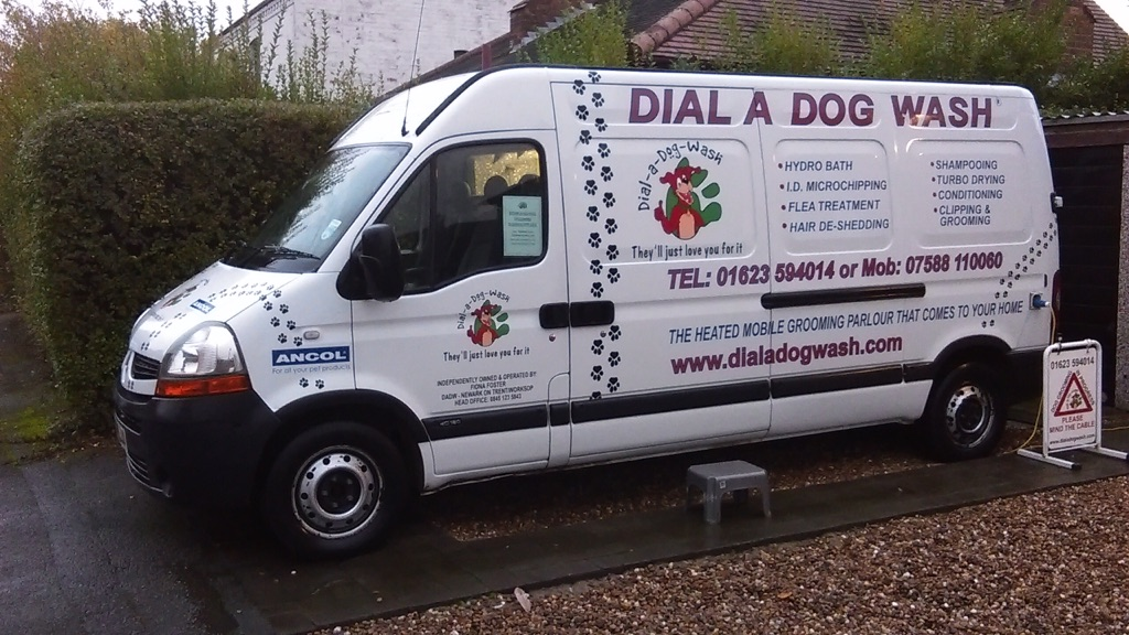ESTABLISHED DOG GROOMING BUSINESS - NO EXP REQUIRED