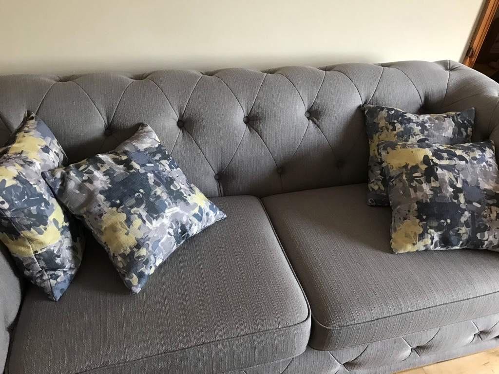 DFS Phoebe scatter cushions x 4 brand new RRP £30 each
