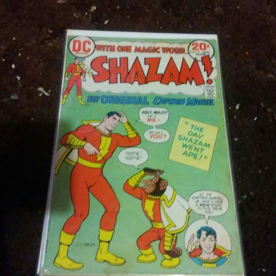 (Shazam) Captain Marvel