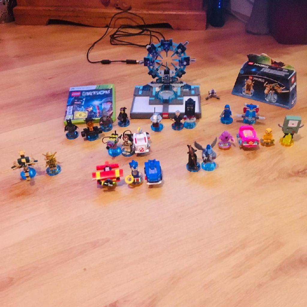 Lego dimension sets