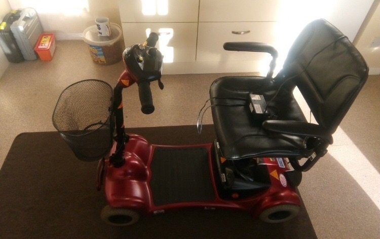 Mobility's scooter