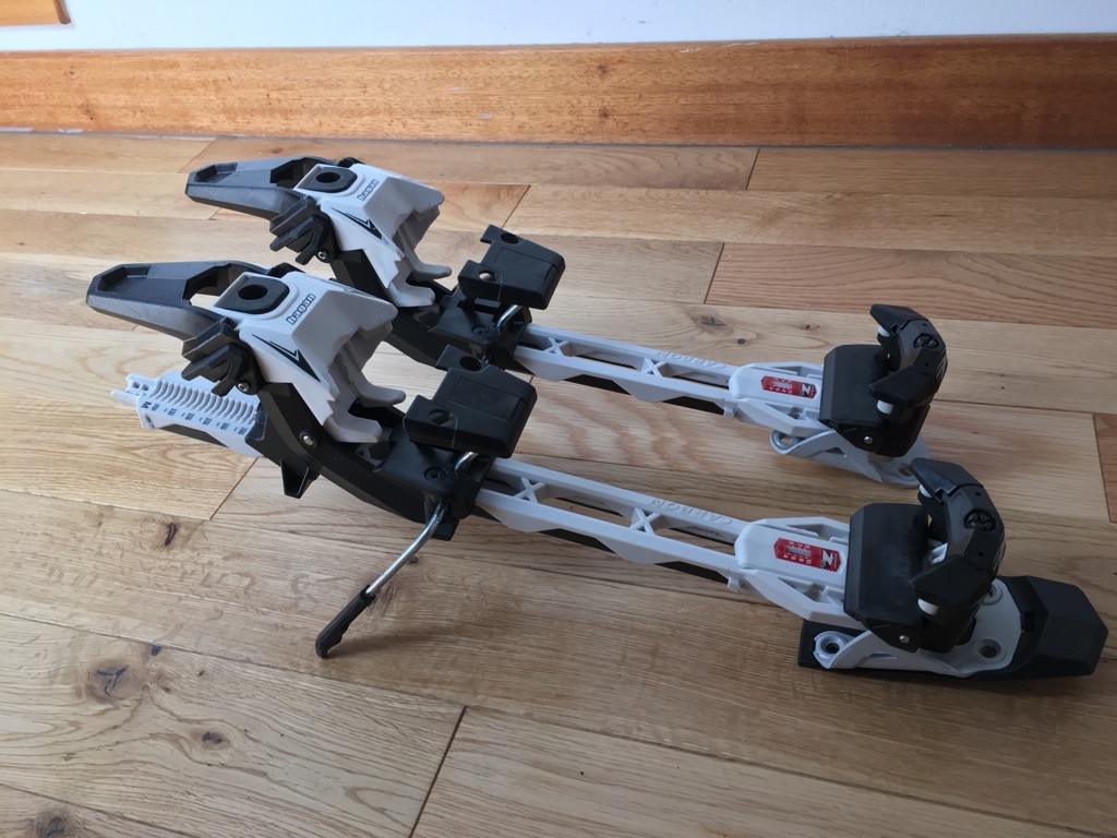 Hagan z02 ski touring bindings