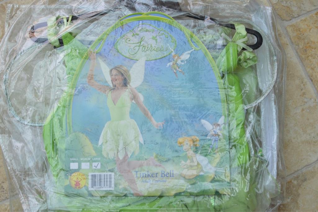 Tinker bell Fancy Dress Costume