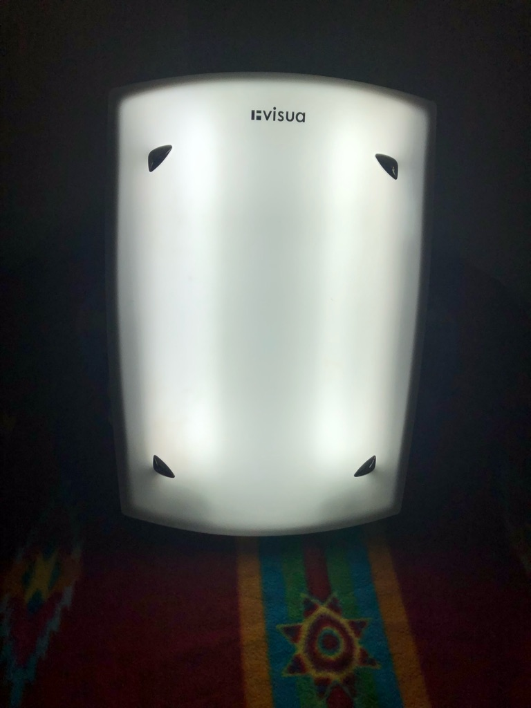Daylight Therapy Mood Daylight SAD Lamp Sunlight Box 10000 LUX