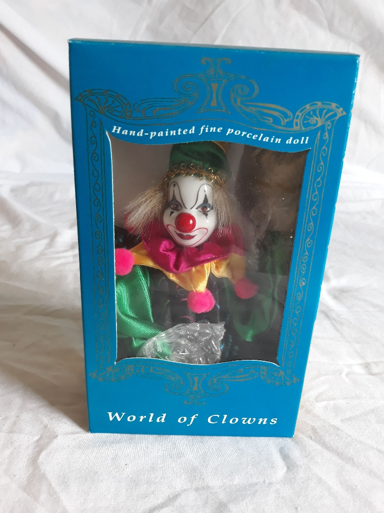 Boxed World of Clowns