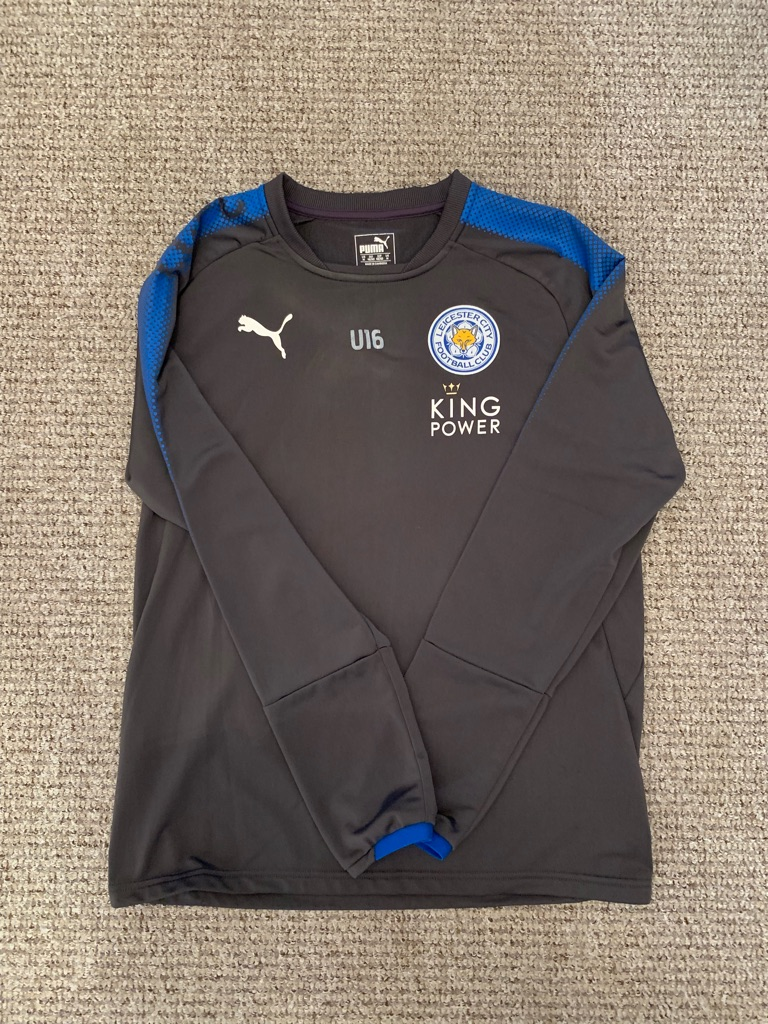 Leicester city jumper