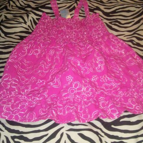 Pink toddler shirt