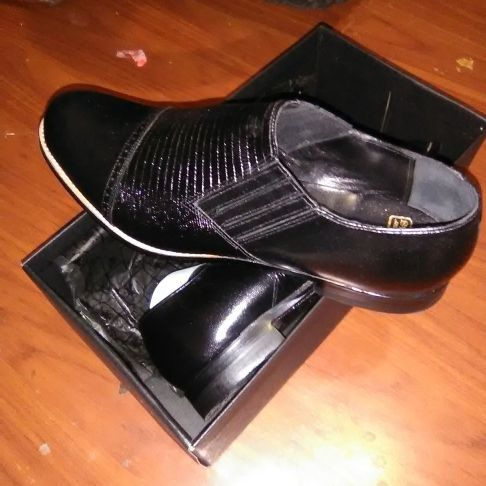 Madison black Stacy Adams size 11