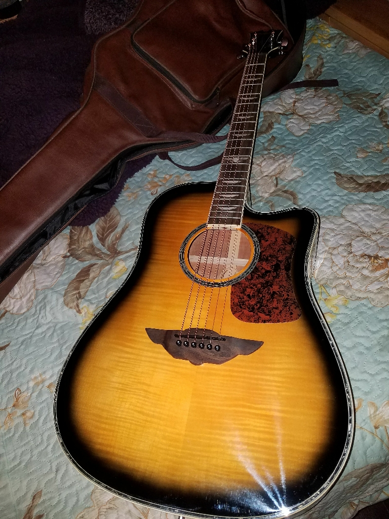 KEITH Urban Acoustic Guitar