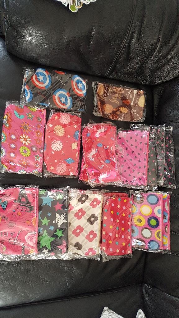 Make up bags 50p each